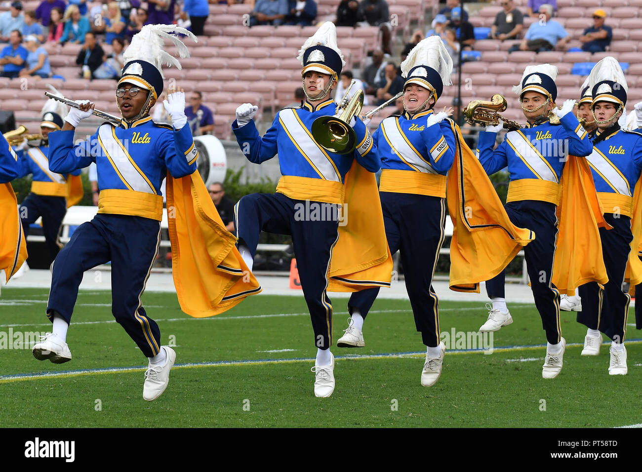 Ucla Bruins Marching Band Stock Photos & Ucla Bruins