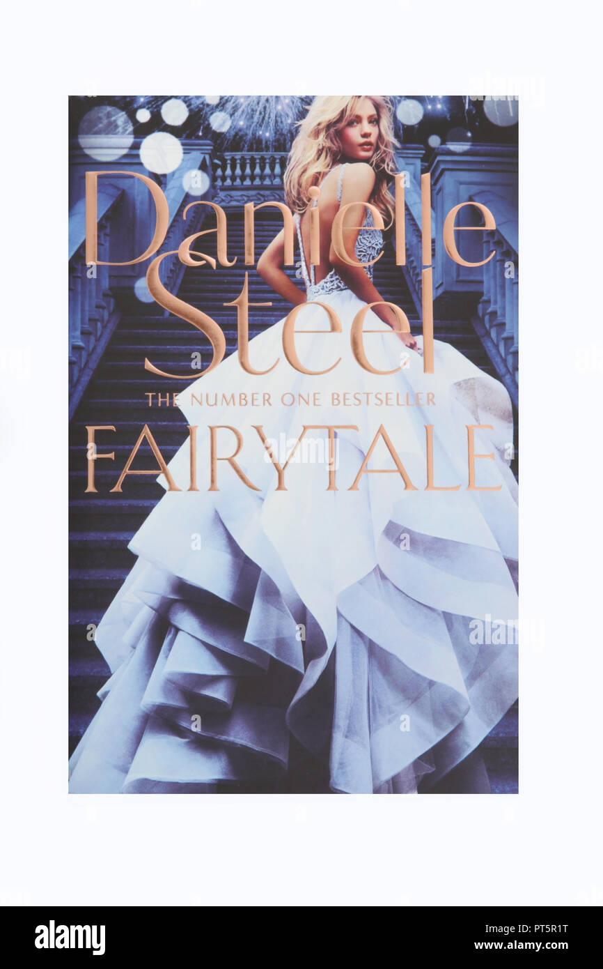The book Fairytale by Danielle Steel - Stock Image