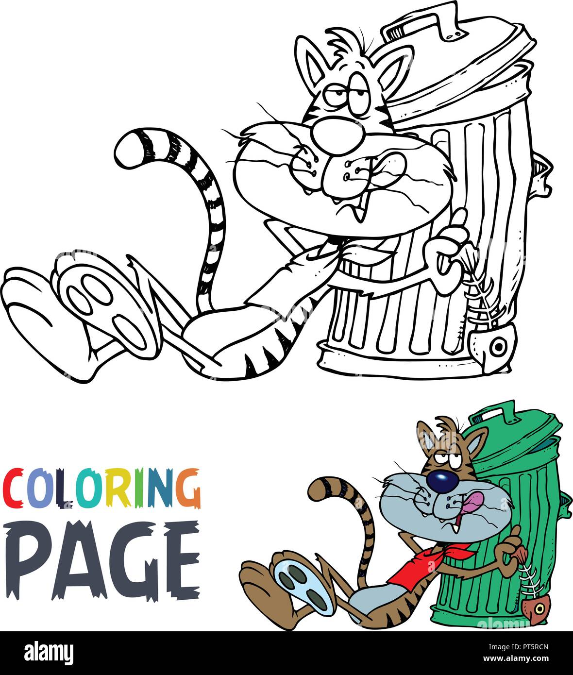 Kitten Puppy Cat Colouring Pages Coloring book, cat in the hat ... | 1390x1180