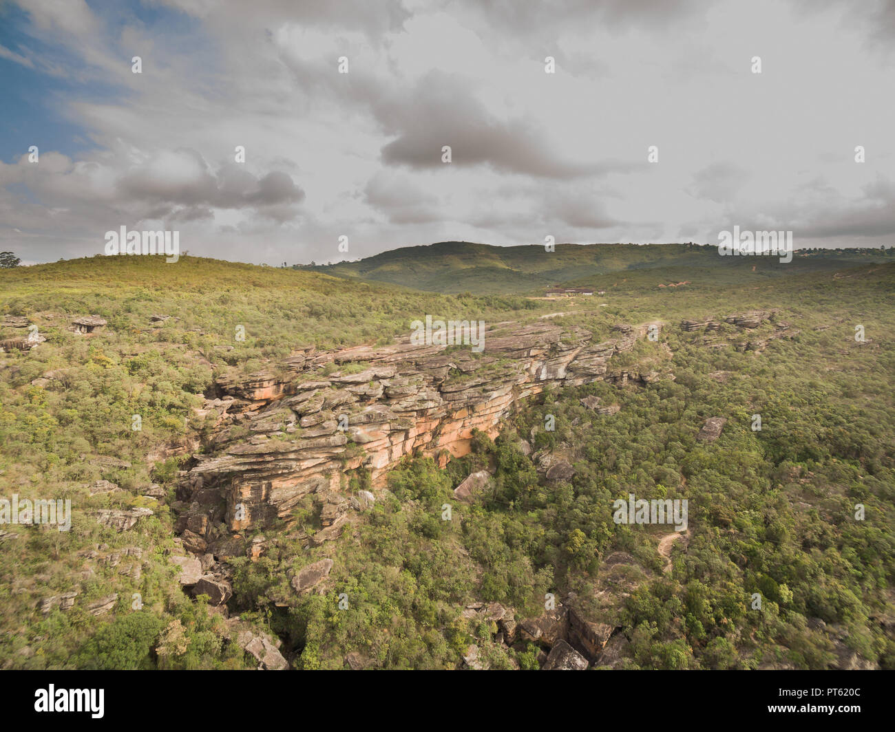 Geomorfologia - Stock Image