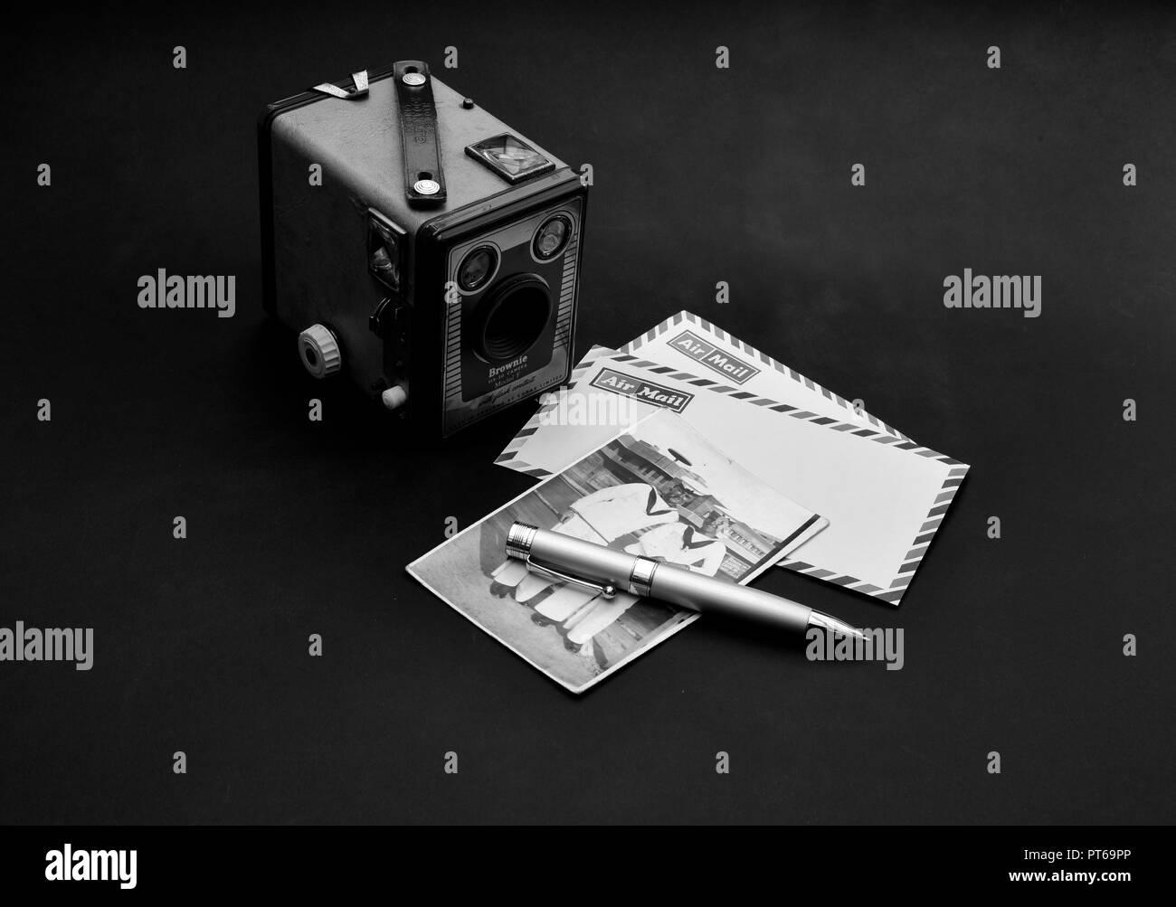 Memories - Stock Image