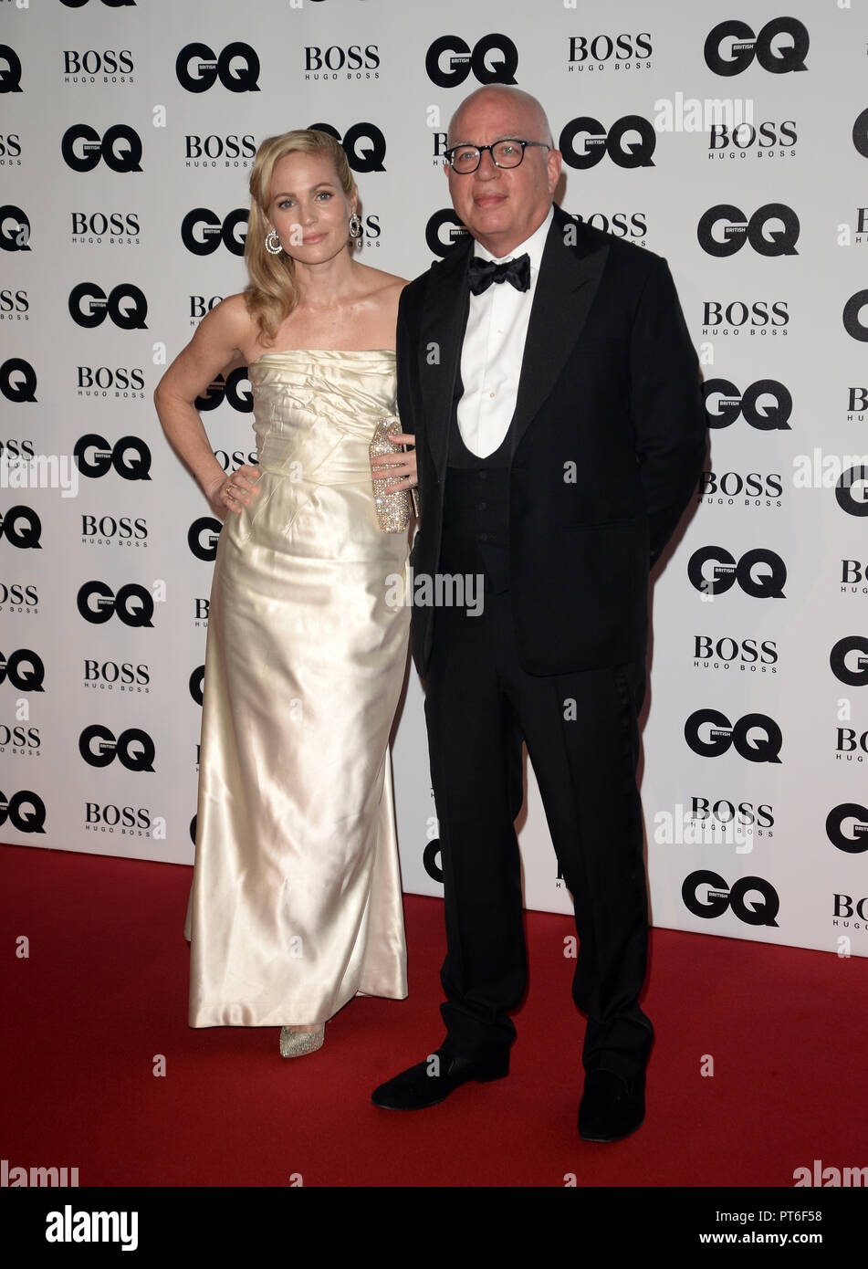 GQ Men Of The Year Awards  Featuring: Michael Wolff Where: London, United Kingdom When: 05 Sep 2018 Credit: Tony Oudot/WENN - Stock Image