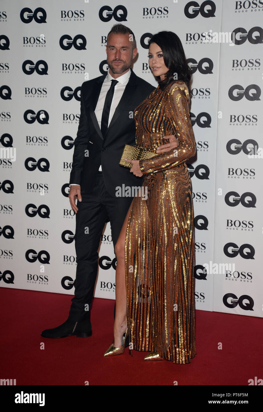 GQ Men Of The Year Awards  Featuring: Phillip Pien Where: London, United Kingdom When: 05 Sep 2018 Credit: Tony Oudot/WENN - Stock Image