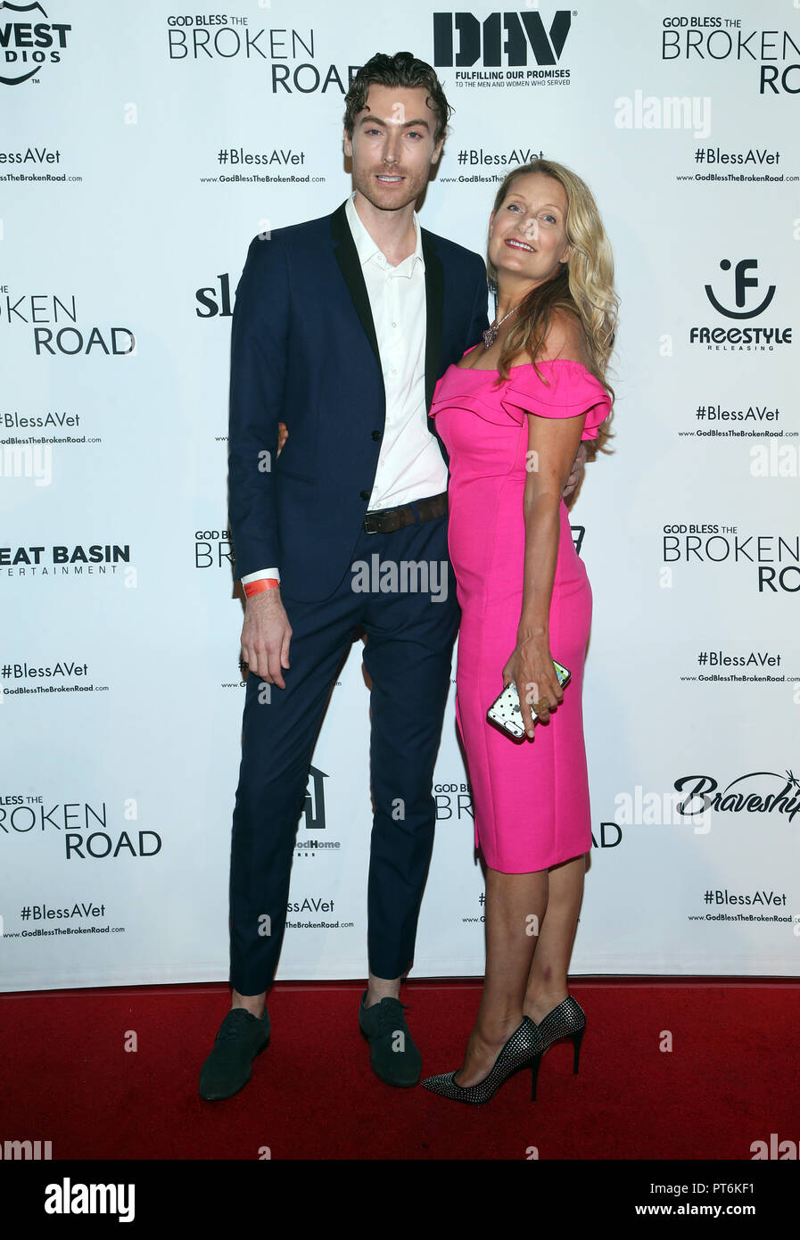 'God Bless The Broken Road' Premiere  Featuring: Guests Where: West Hollywood, California, United States When: 05 Sep 2018 Credit: FayesVision/WENN.com Stock Photo