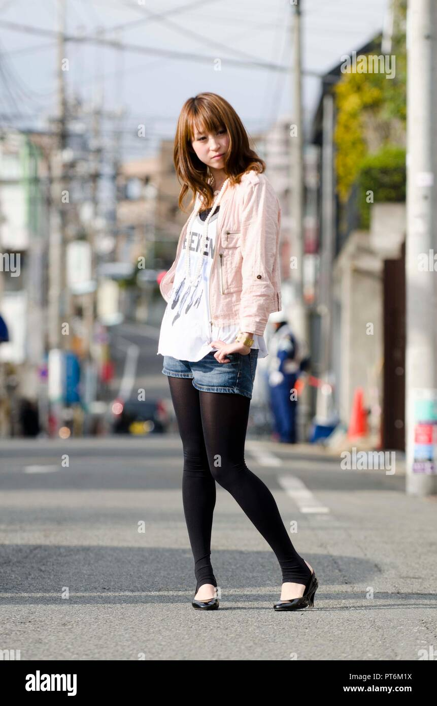 Girl japan How to