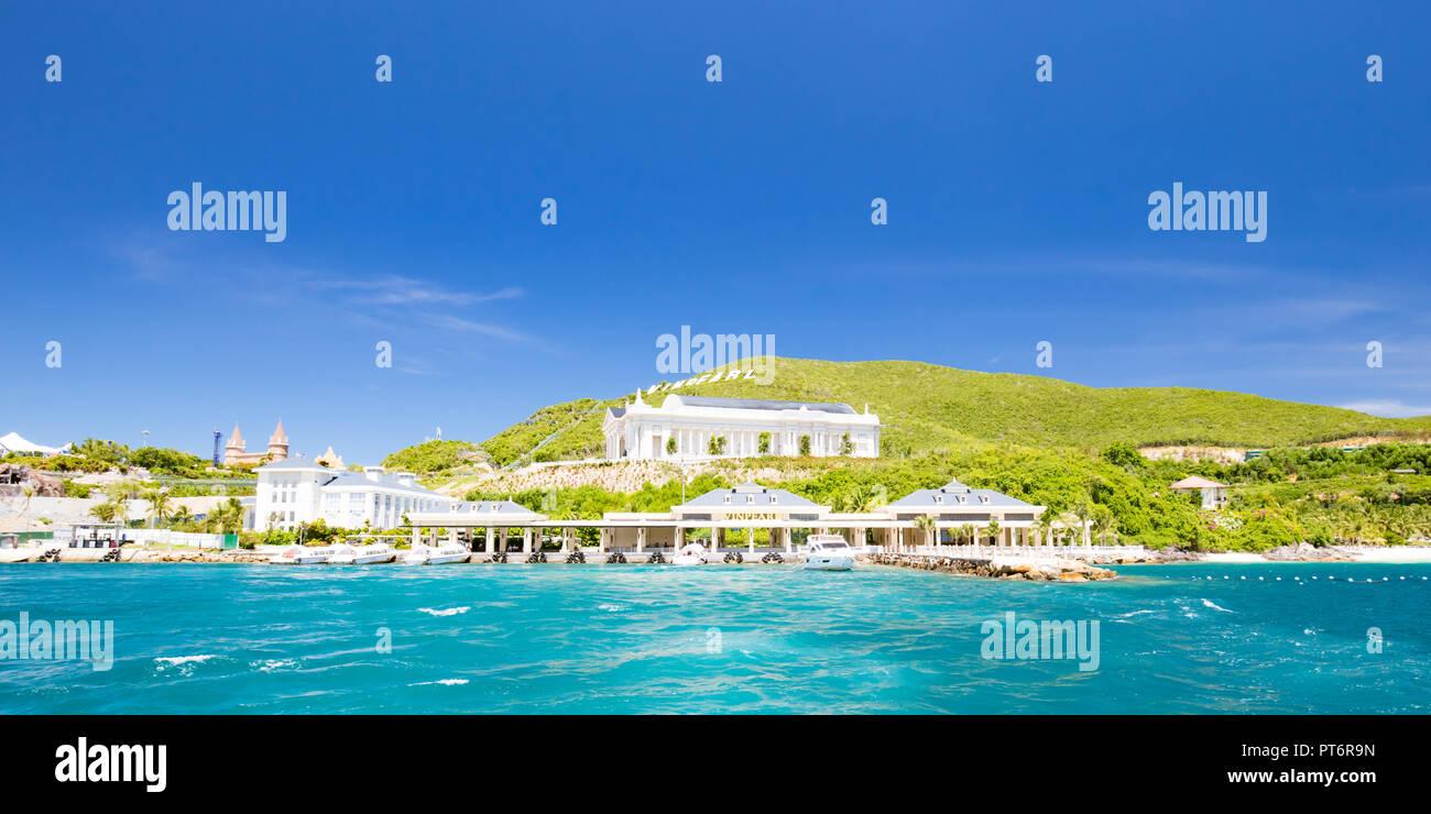 Vinpearl Resort Nha Trang - Stock Image