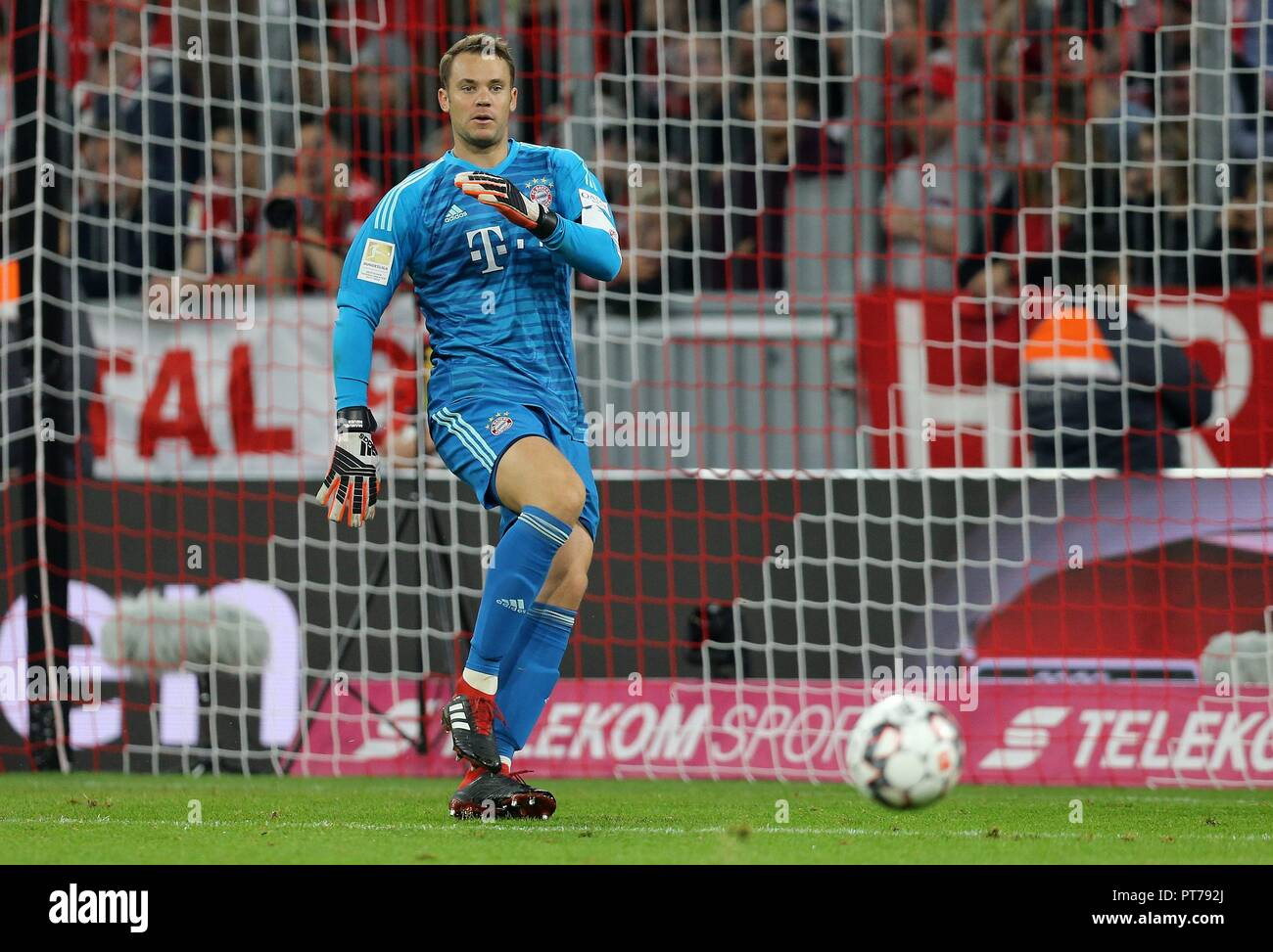 firo: 06.10.2018 Fuvuball, Football: 1.Bundesliga FC Bayern Munich - Borussia Mv? nchengladbach 0: 3,   usage worldwide Stock Photo