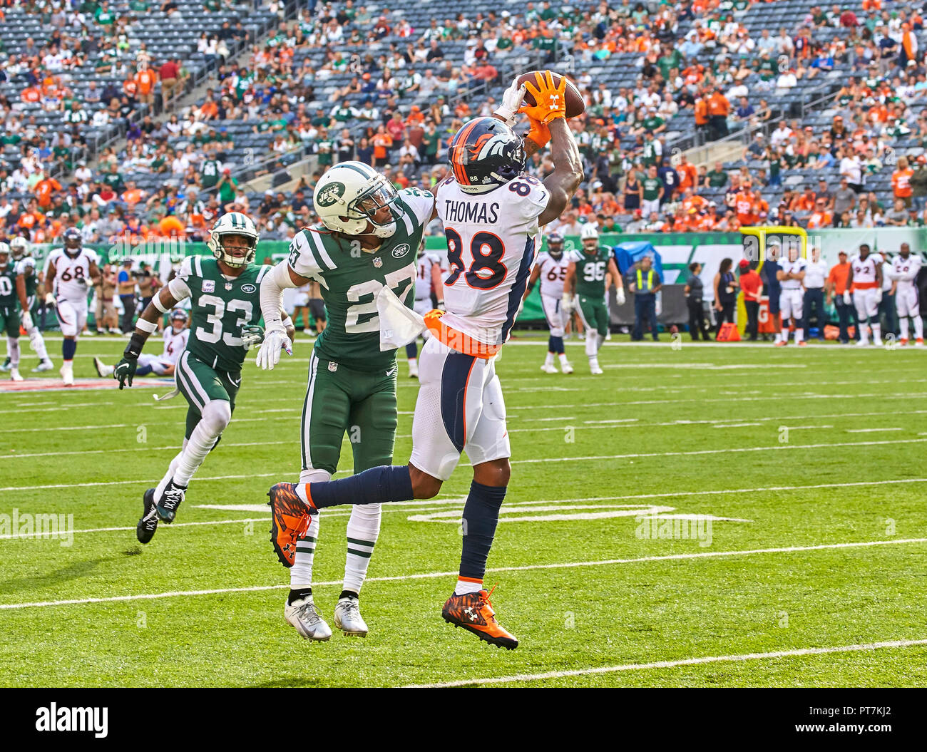 fcc6c89a80c ... buy east rutherford new jersey usa. 7th oct 2018. denver broncos wide  receiver demaryius