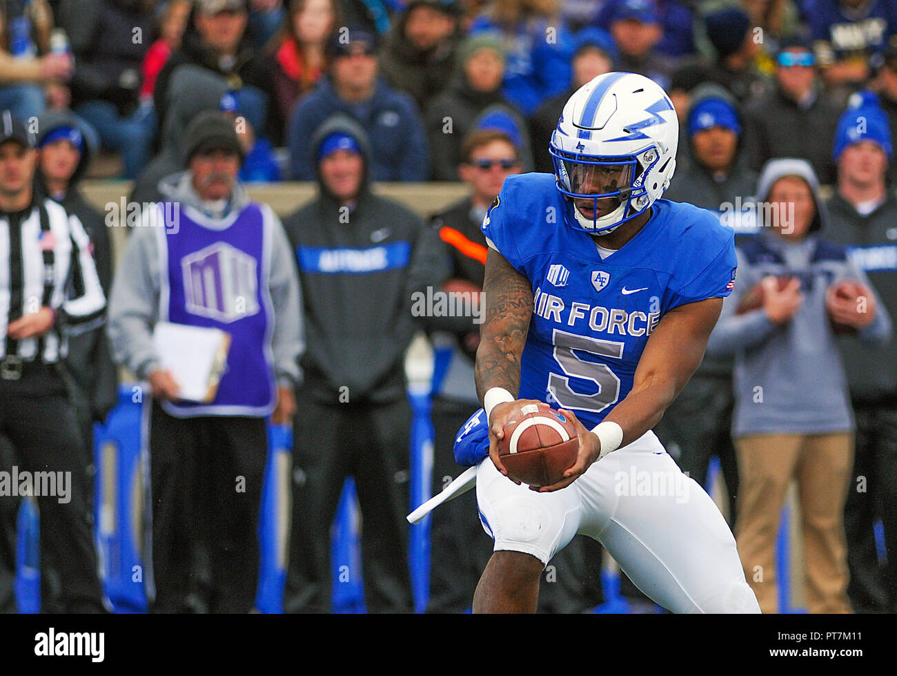 College Football Preview 2018: Air Force Falcons