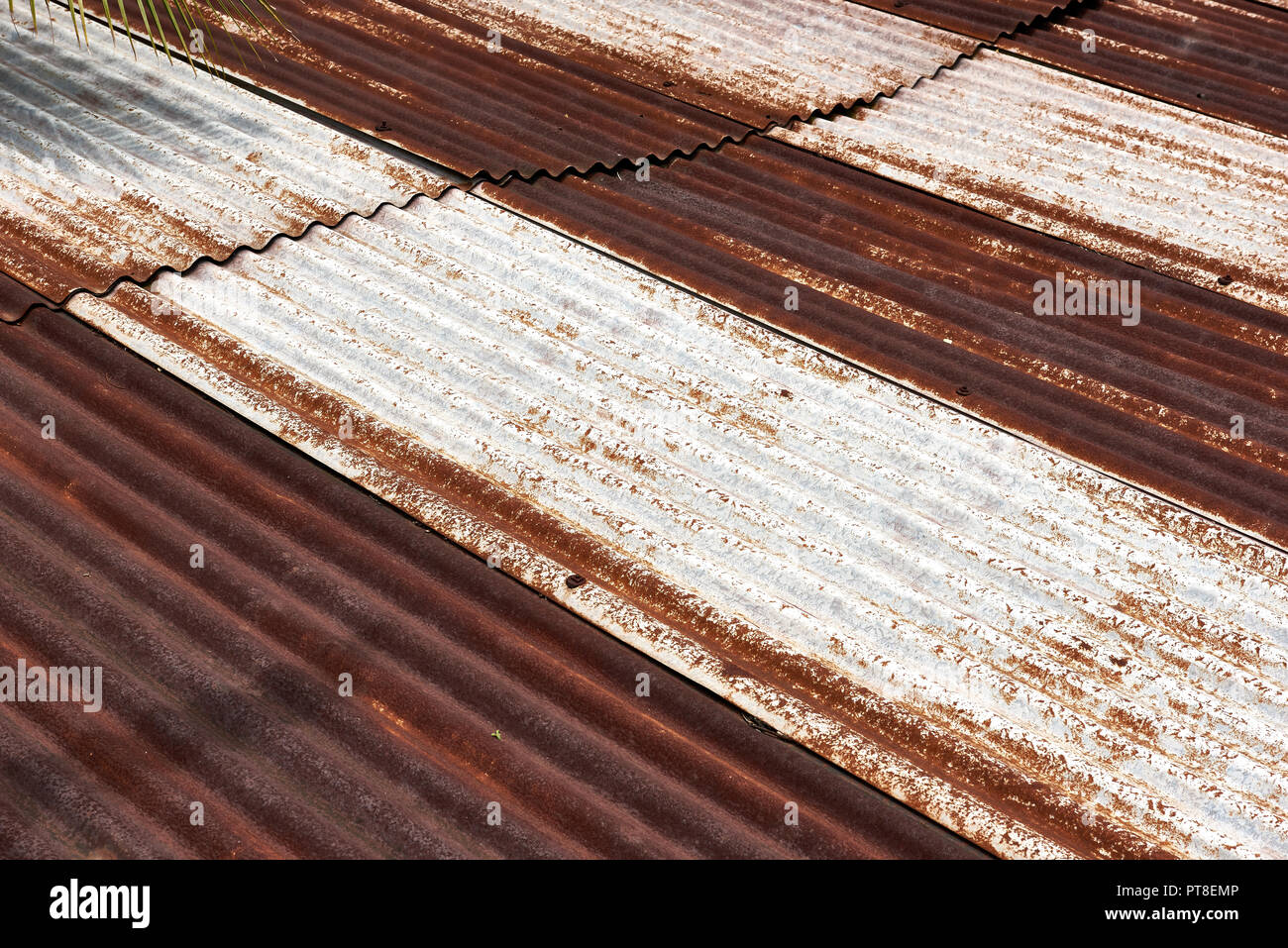 Corrugated Metal Roof Stock Photos Amp Corrugated Metal Roof