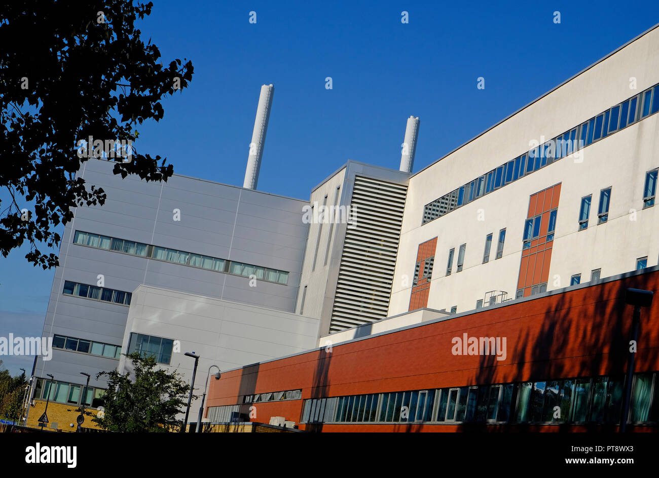 addenbrooke's, cambridge university hospital, england - Stock Image