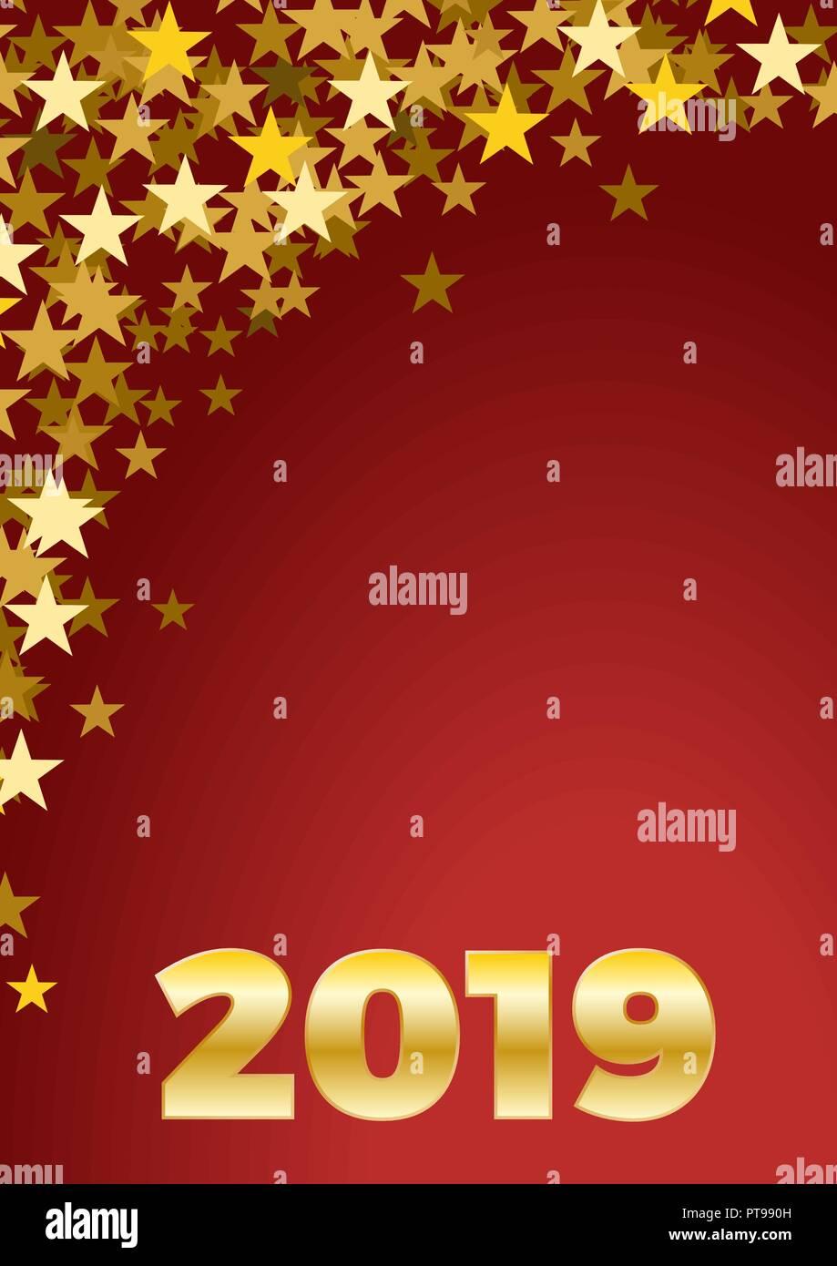 wish happy new year 2019