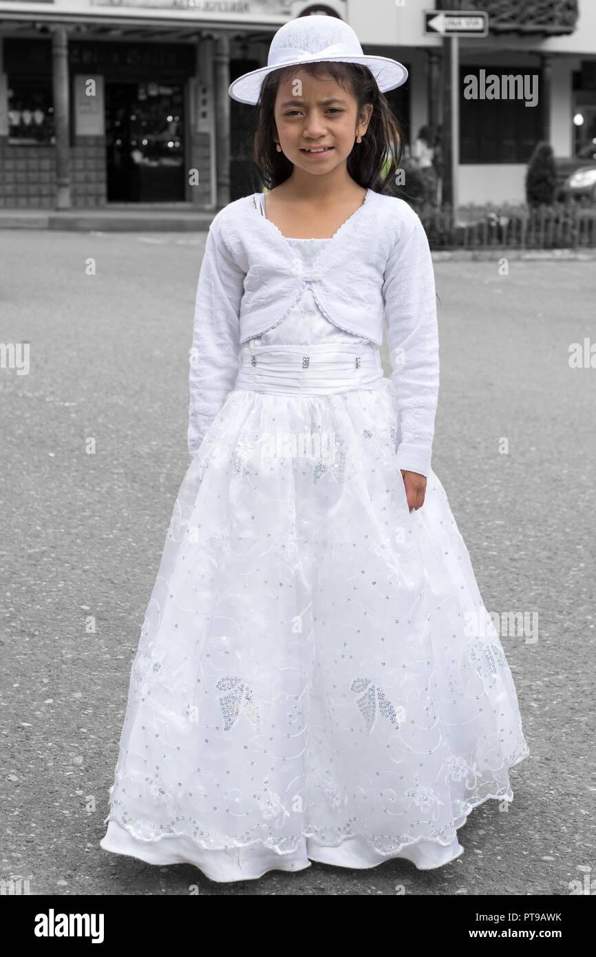 Confirmation Dress Chordeleg Village Chola People Nr