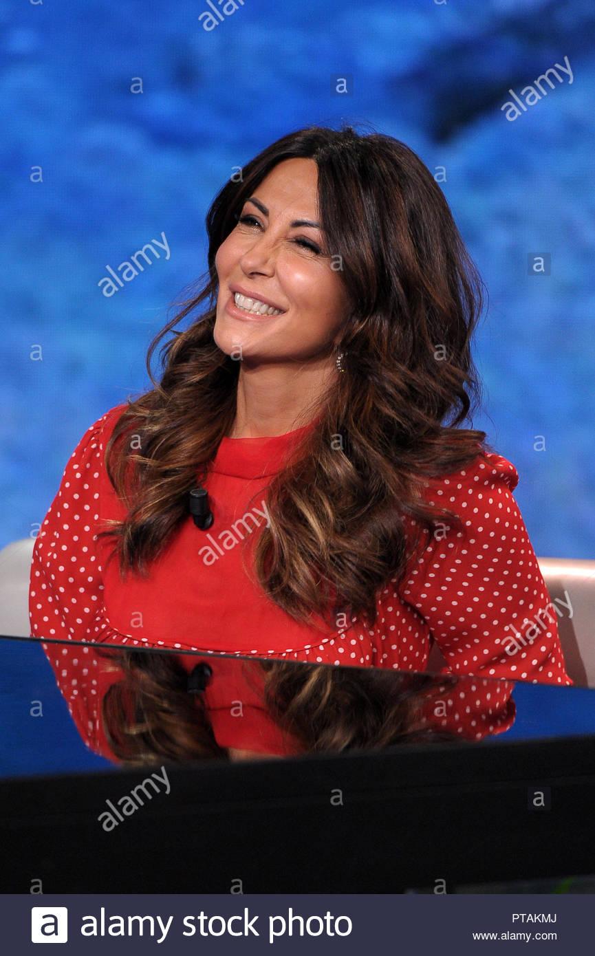 Sabrina Ferilli Milano 17 09 2018 Stock Photo Alamy