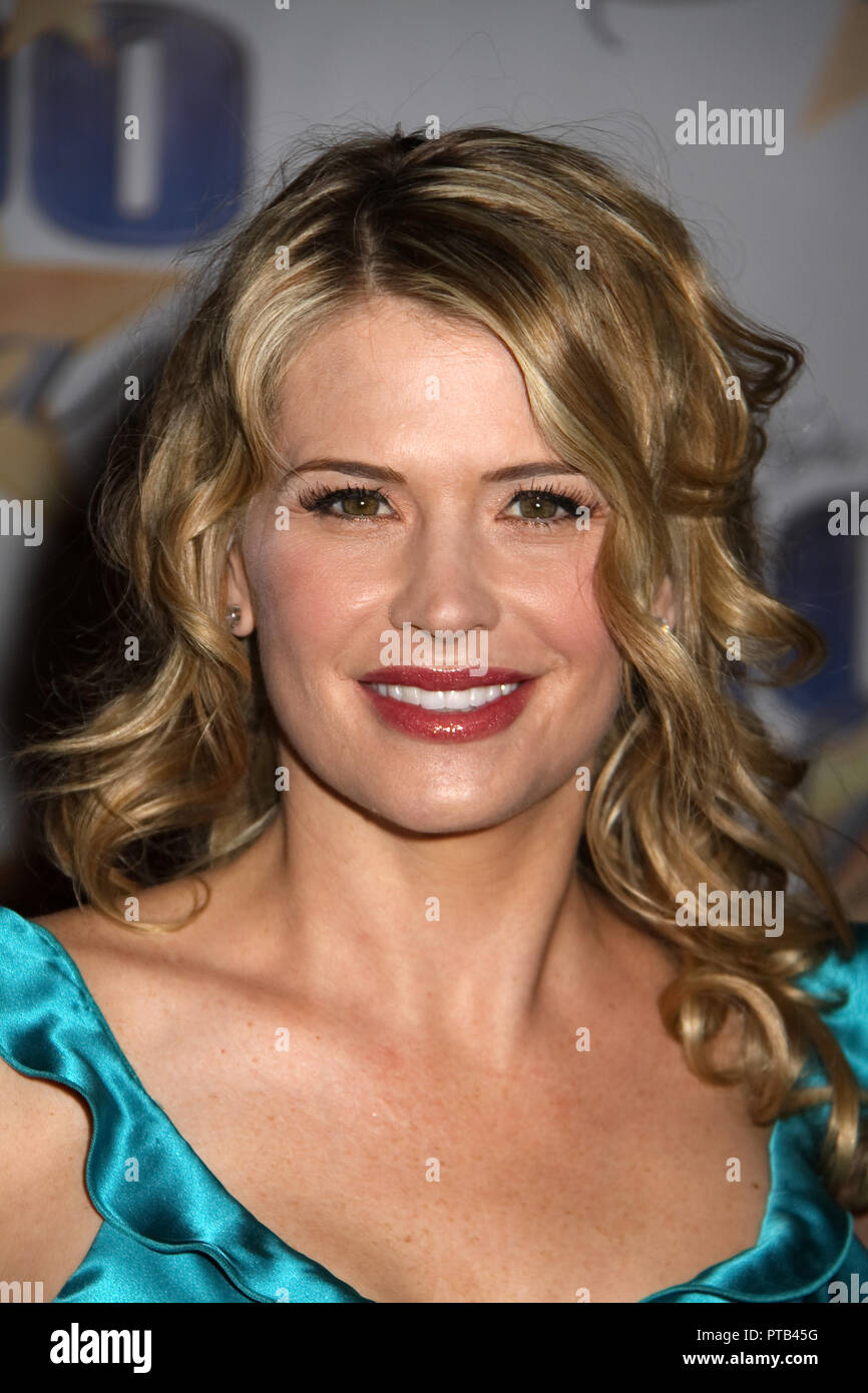 Kristy Swanson  02/22/09 'The 19th Annual Night of 100 Stars'  @ Beverly Hills Hotel, Beverly Hills Photo by Megumi Torii/HNW / PictureLux  File Reference # 33680_432HNW - Stock Image