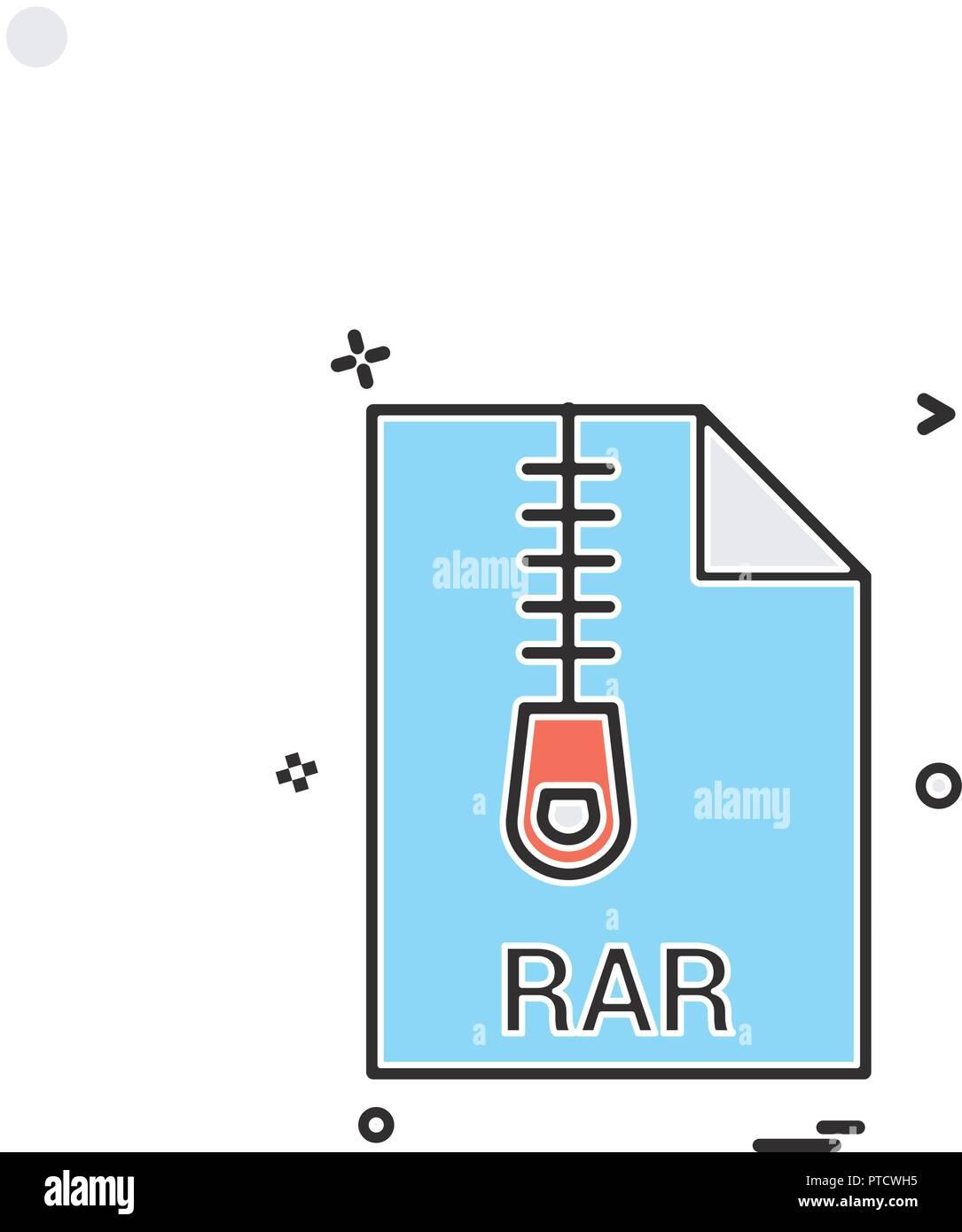 Rar file extension