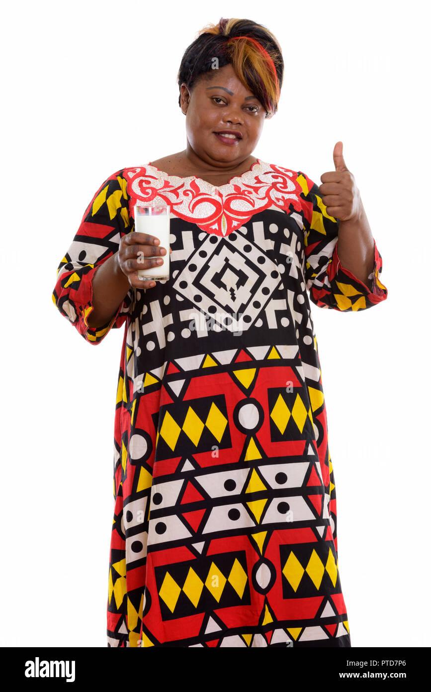Mature Fat Black Woman