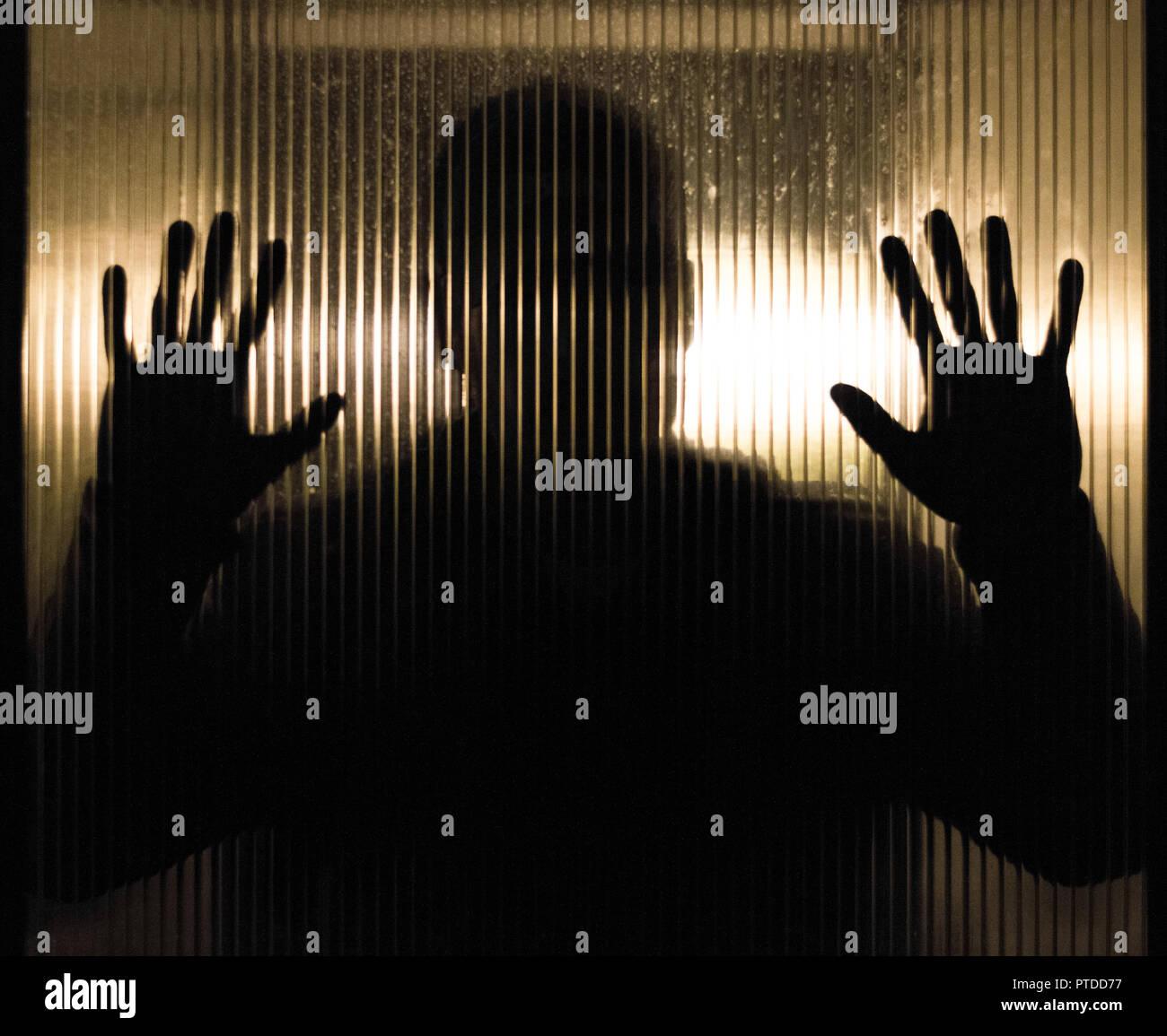 Stalker - Stock Image