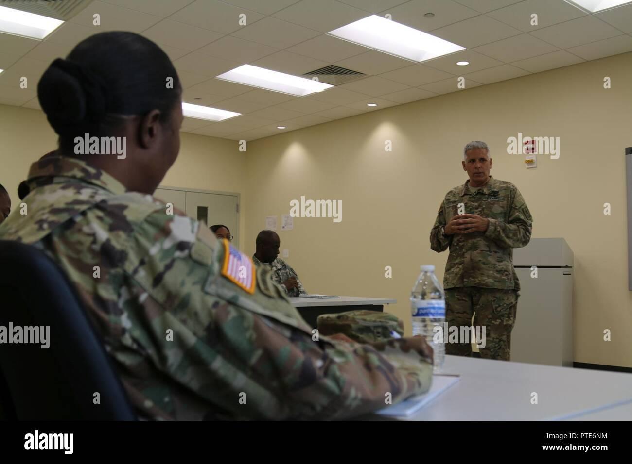 Virgin Islands Army National Guard Stock Photos & Virgin