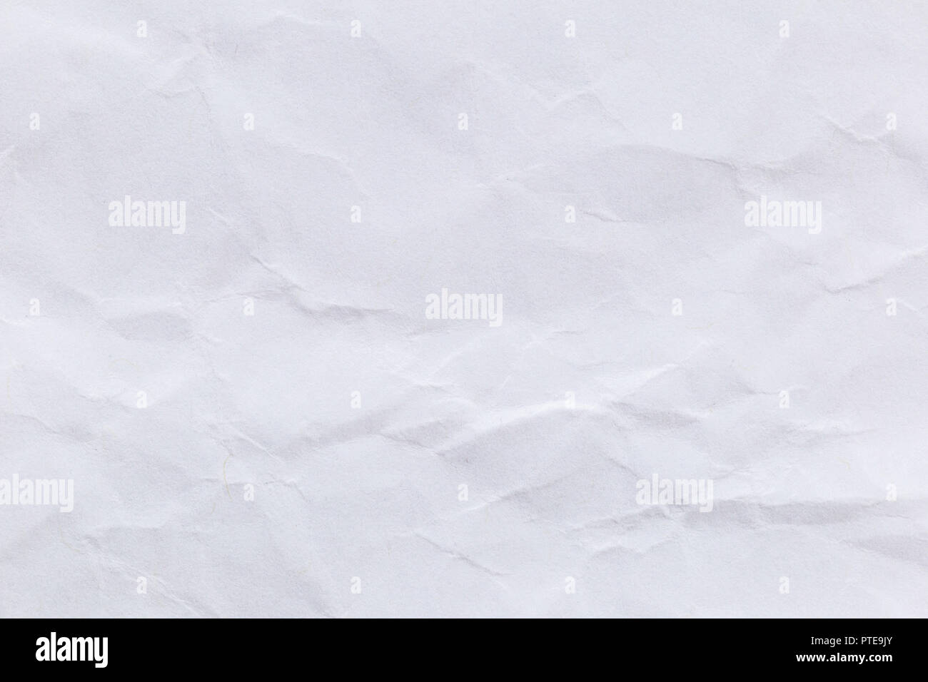 crumpled white paper background for business communication and