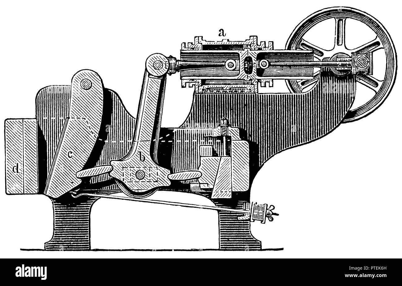 quarryman,   1900 - Stock Image