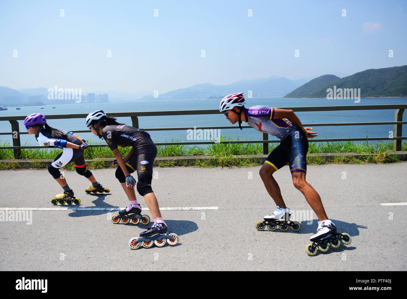 Rollerblading Stock Photos & Rollerblading Stock Images - Alamy