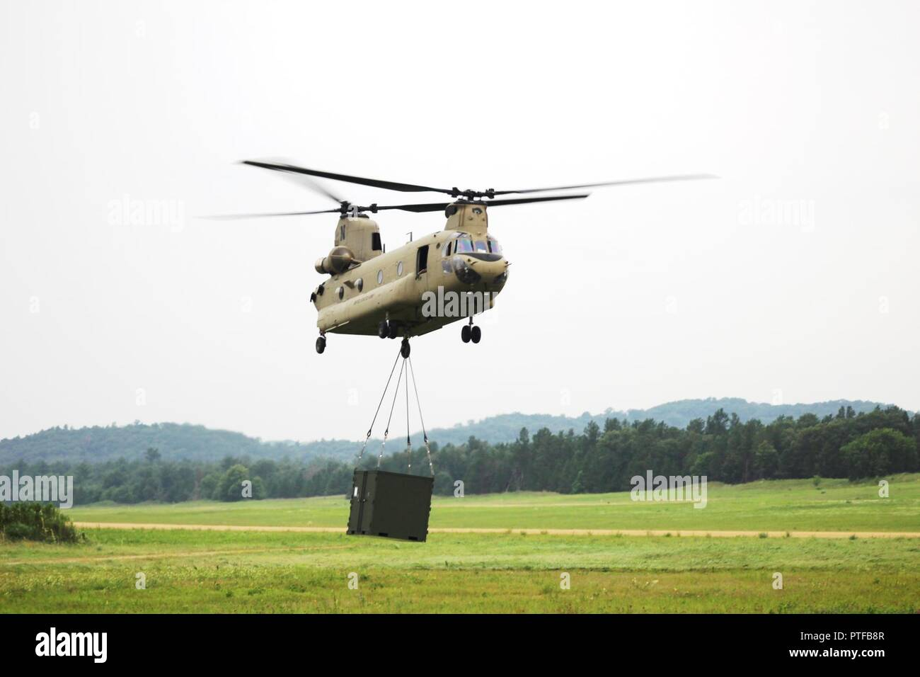 Soldiers with the 1st Battalion, 376th Aviation Regiment, 63rd