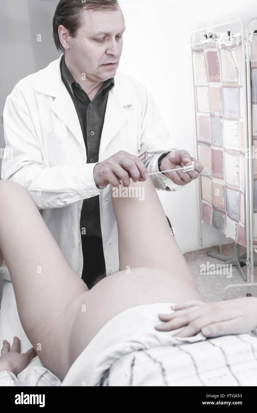 Frauenarzt untersuchung beim Untersuchung beim