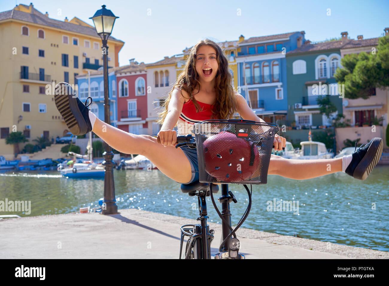 Marina c teen riding