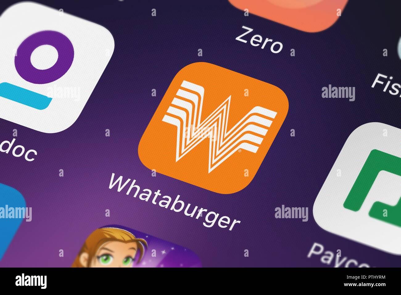 Whataburger Stock Photos & Whataburger Stock Images - Alamy