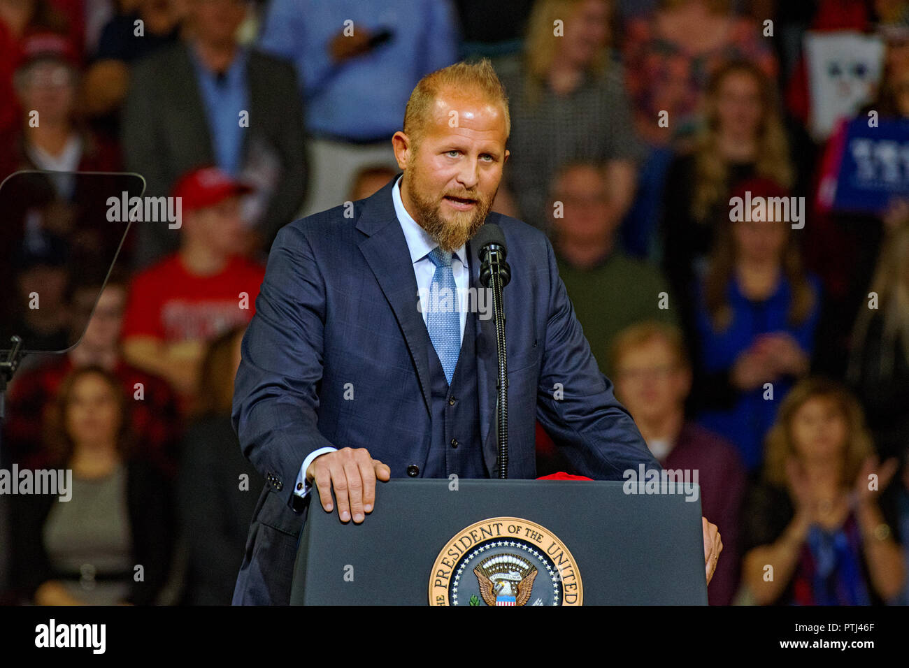 brad parscale a native kansan from topeka who was the digital media