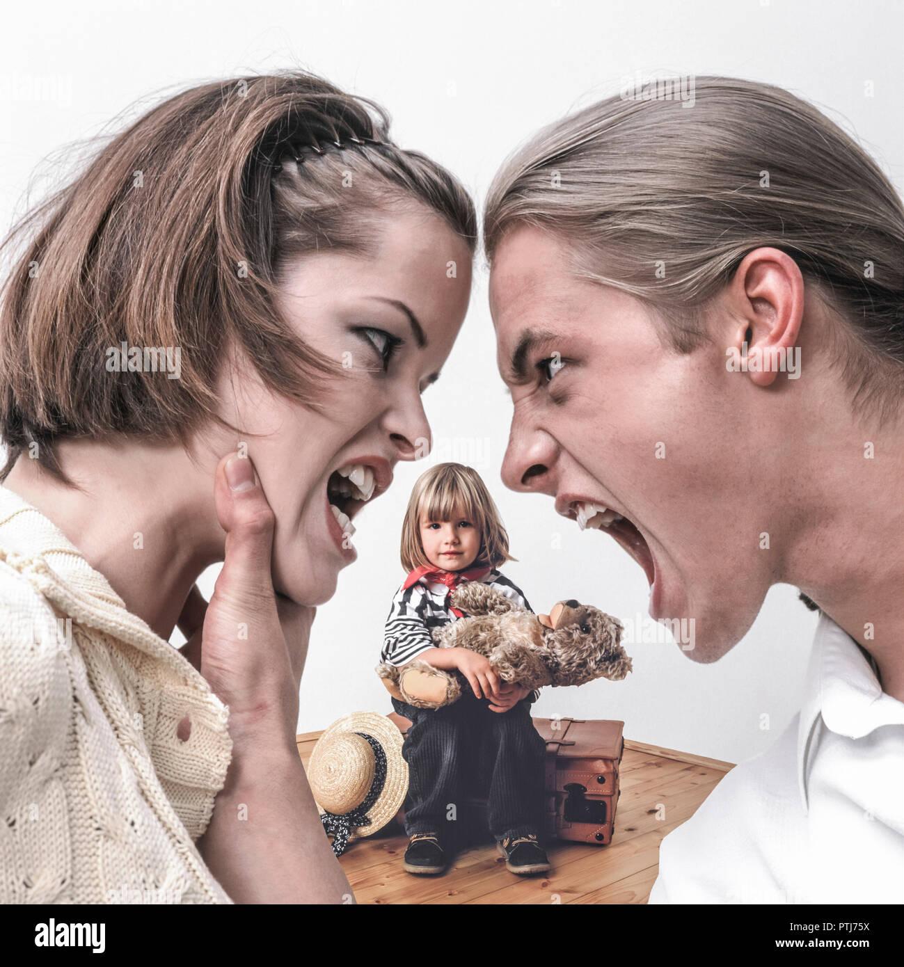 Sich Streiten