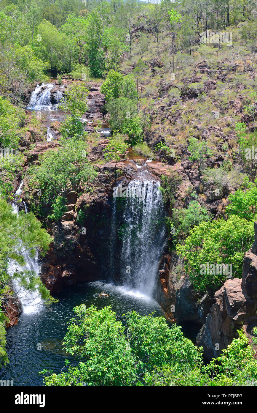 Litchfield National Park, Northern Territory, Australia - Stock Image