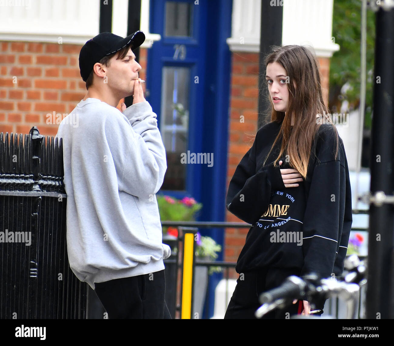 louis tomlinson and his sister felicite tomlinson aka