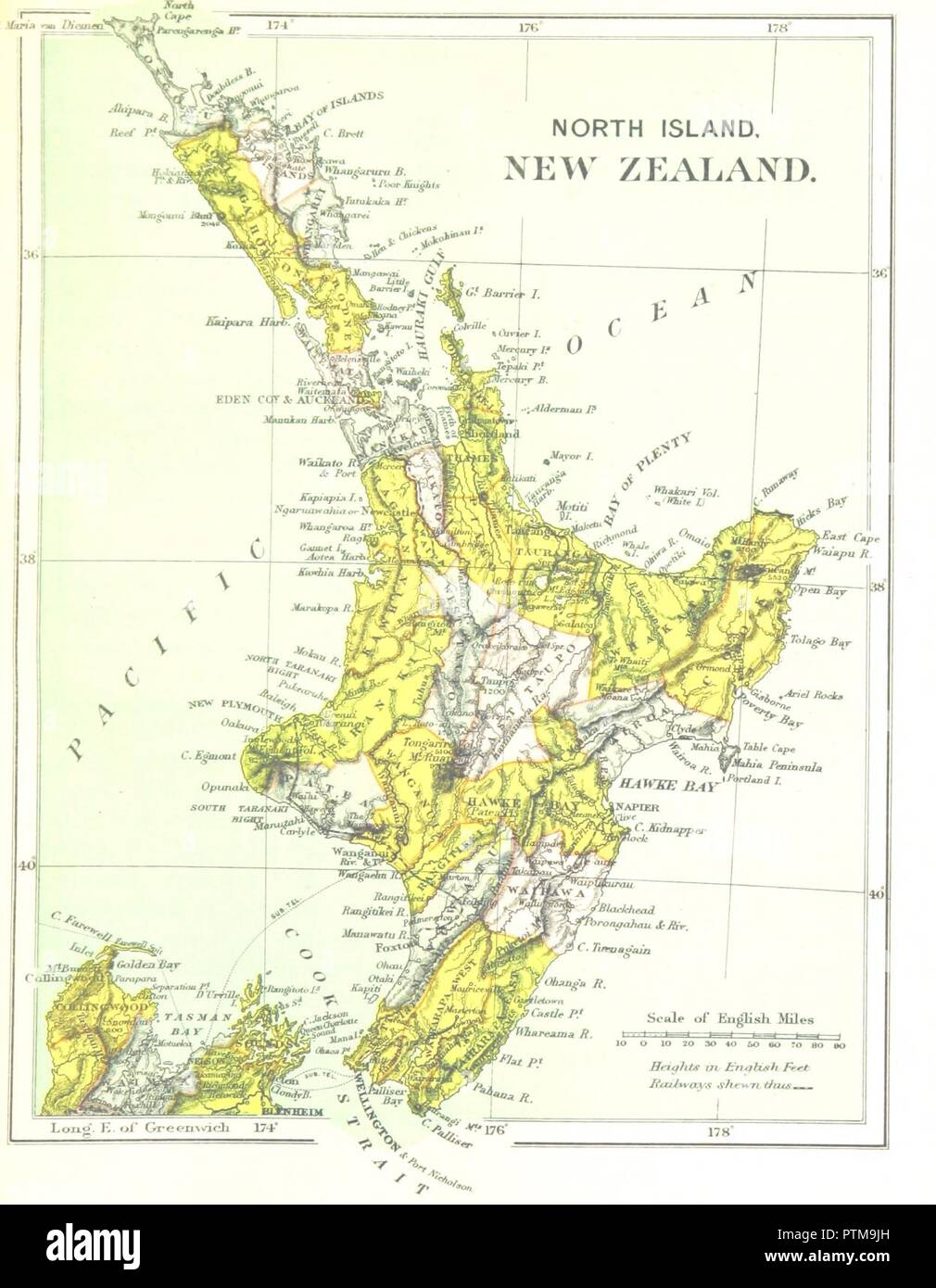England To Australia Map.Page 401 Of Orient Line Guide Chapters For Travellers By Sea And