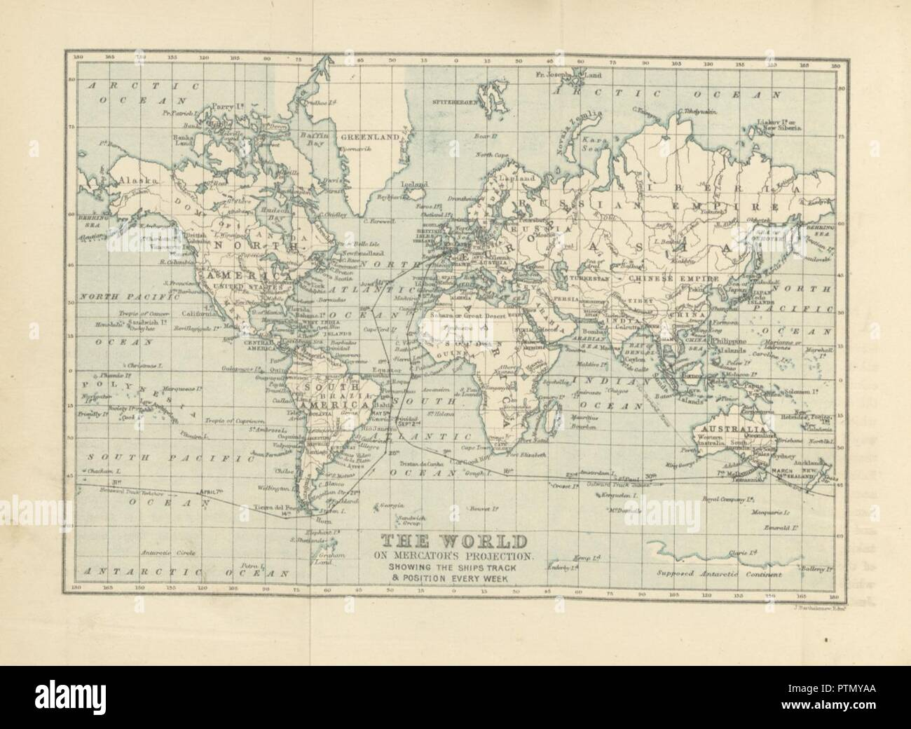 Map From England To Australia.Map England Australia Stock Photos Map England Australia Stock