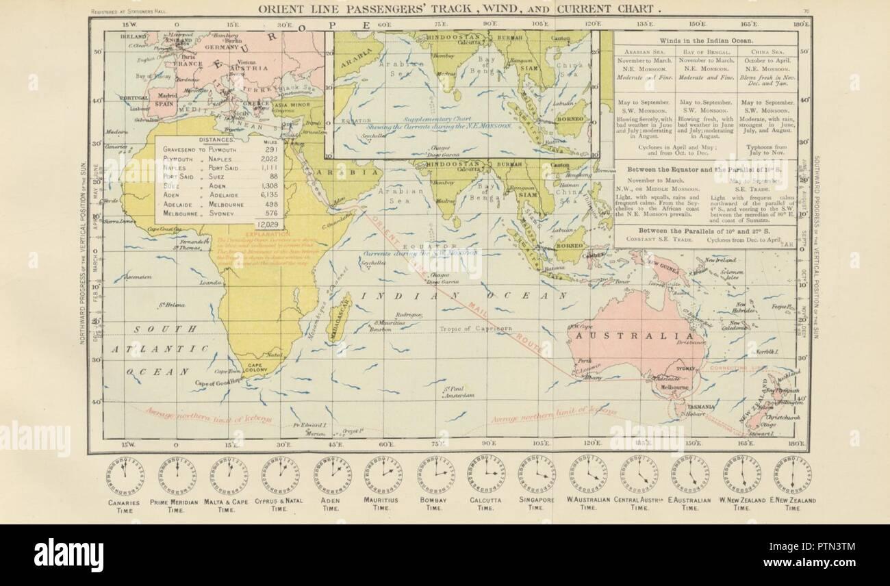 England To Australia Map.Vintage Maps New England Stock Photos Vintage Maps New England