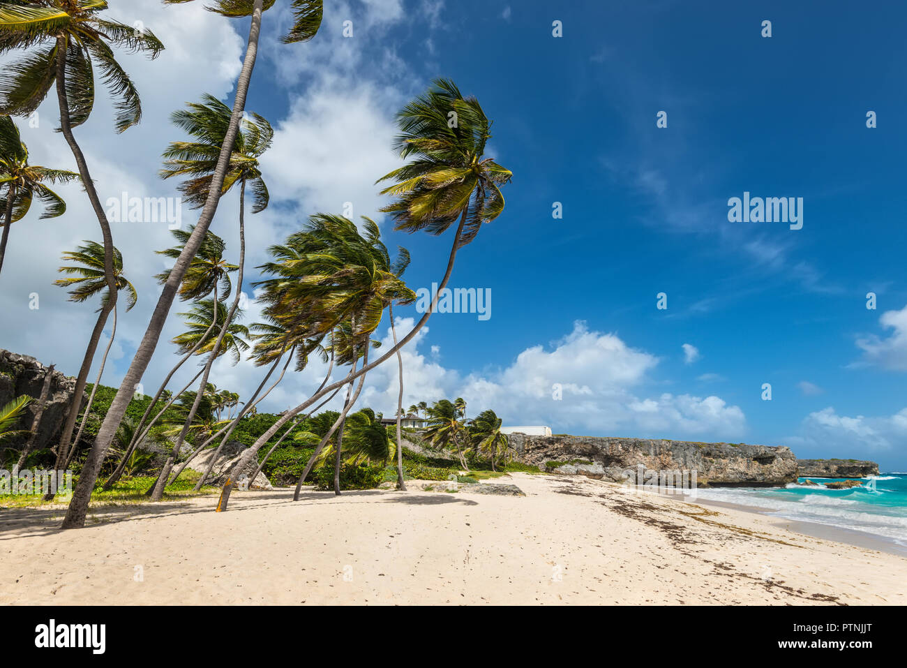 bottom bay is one of the most beautiful beaches on the caribbean