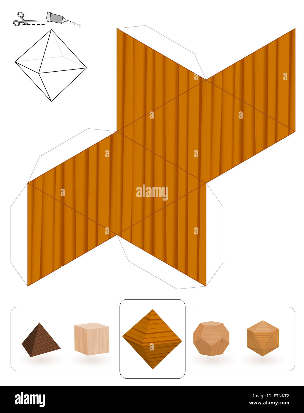 Platonic Solids Stock Photos Platonic Solids Stock Images Alamy