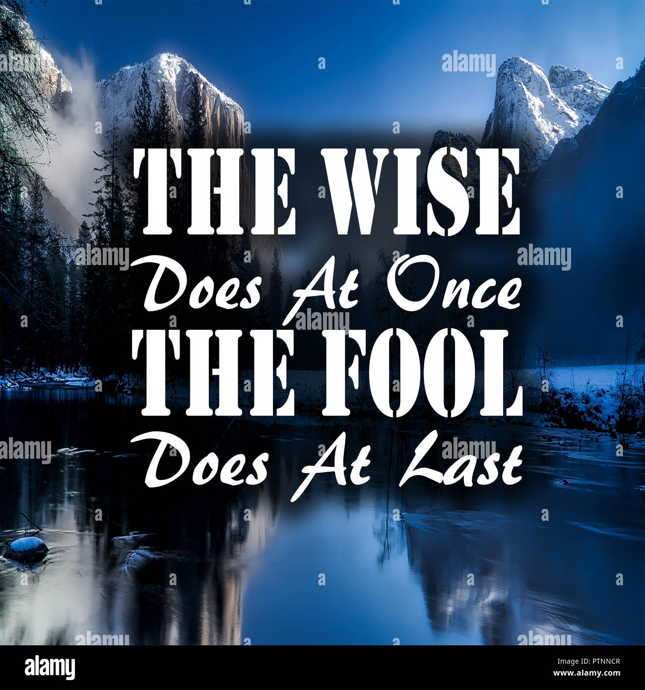 Inspirational Quotes The Wise Does At Once The Fool Does At Last