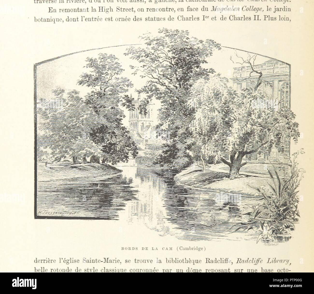 Carte Angleterre Ecosse.Page 416 Of Le Monde Pittoresque Et Monumental L Angleterre L