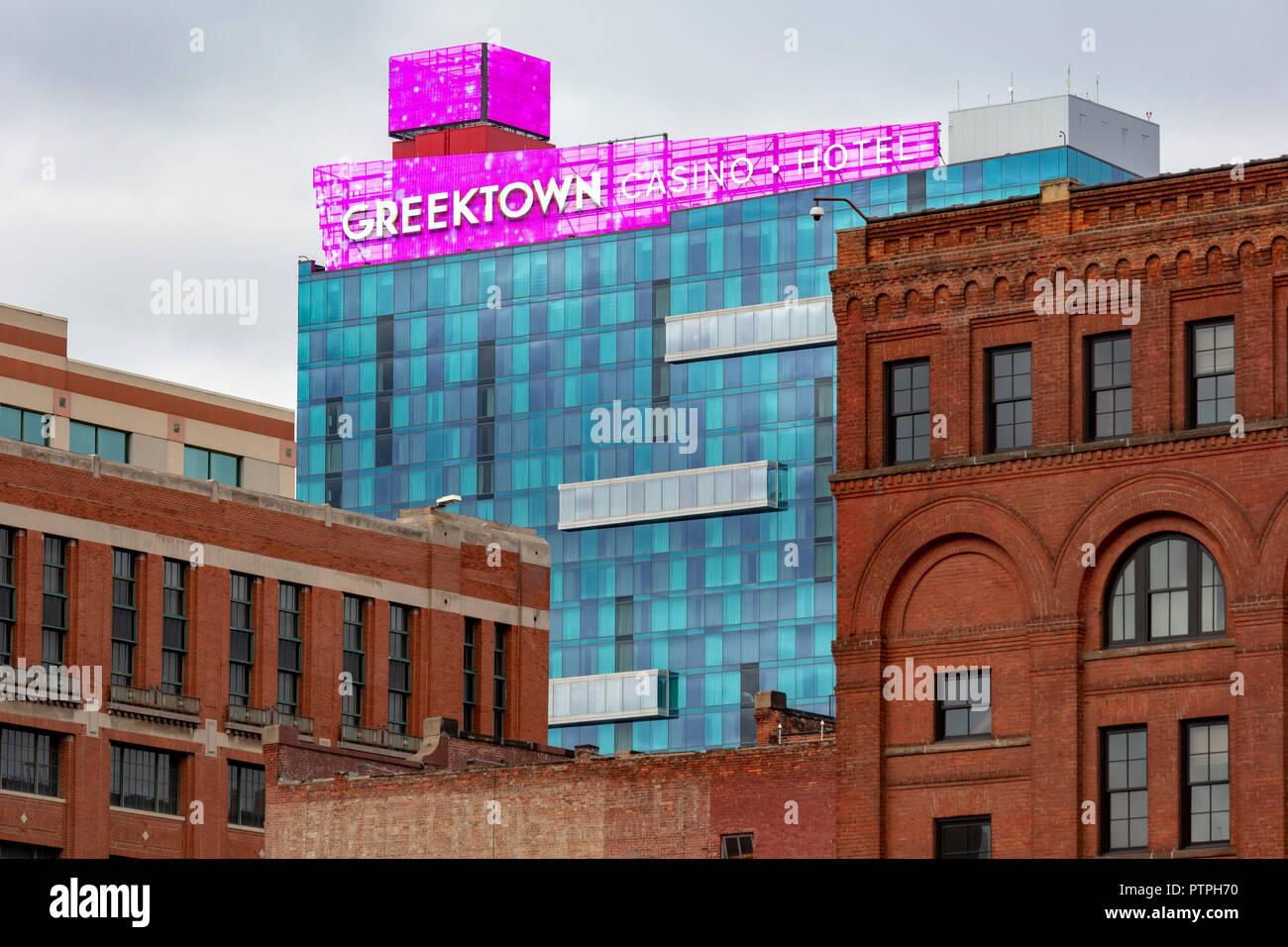 Greektown Casino Hotel Detroit