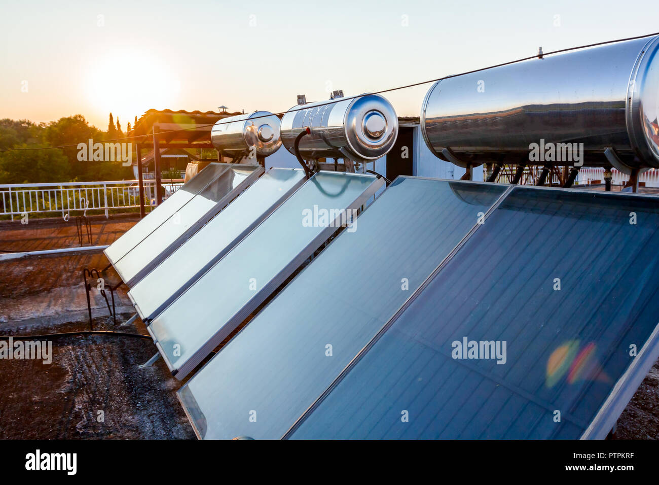 Water Tank House Stock Photos & Water Tank House Stock Images - Alamy