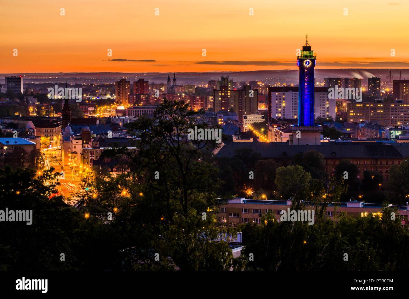 Ostrava - Stock Image