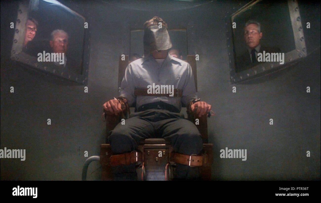 Electric chair execution stock photos electric chair execution stock images alamy - Execution chaise electrique ...