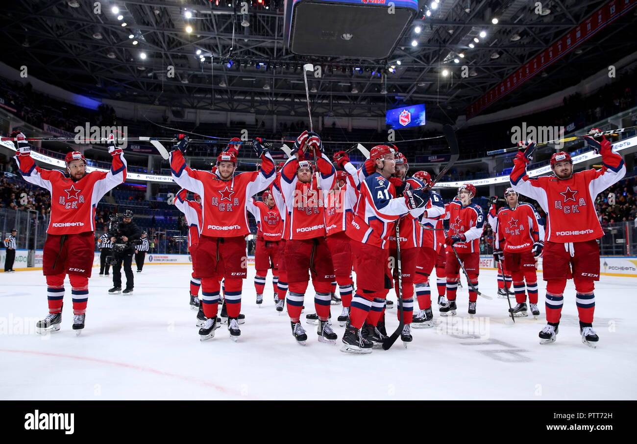 CSKA uniform for the season 2018-2019 26