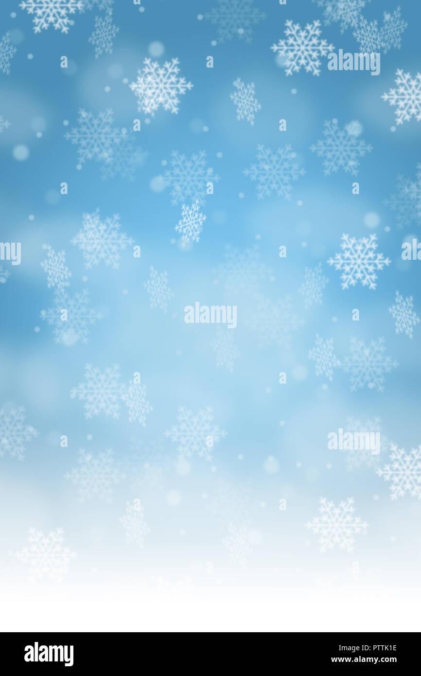 Christmas Background Portrait.Christmas Background Card Pattern Decoration Snow Snowflakes