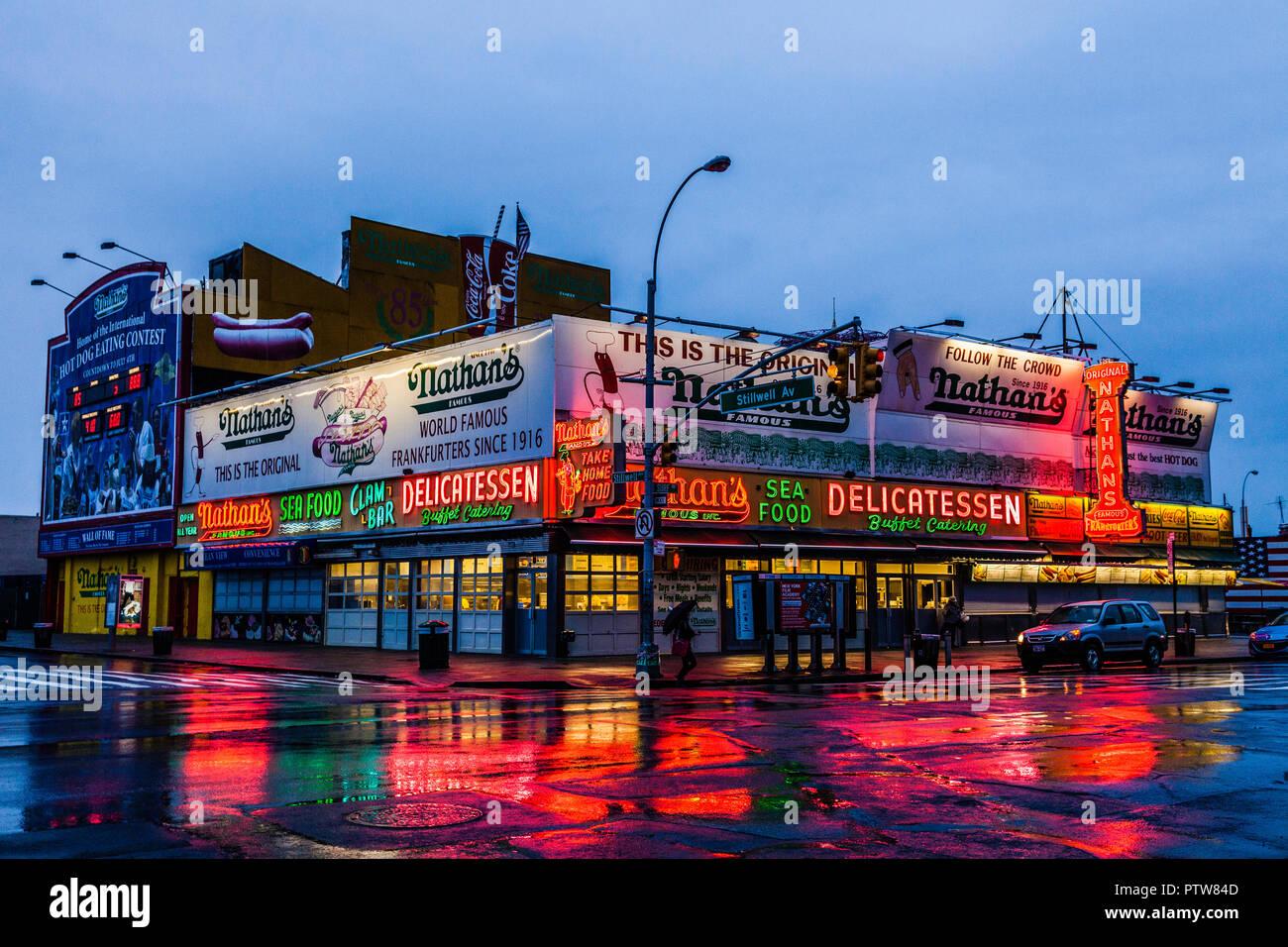 Coney Island Colliseum