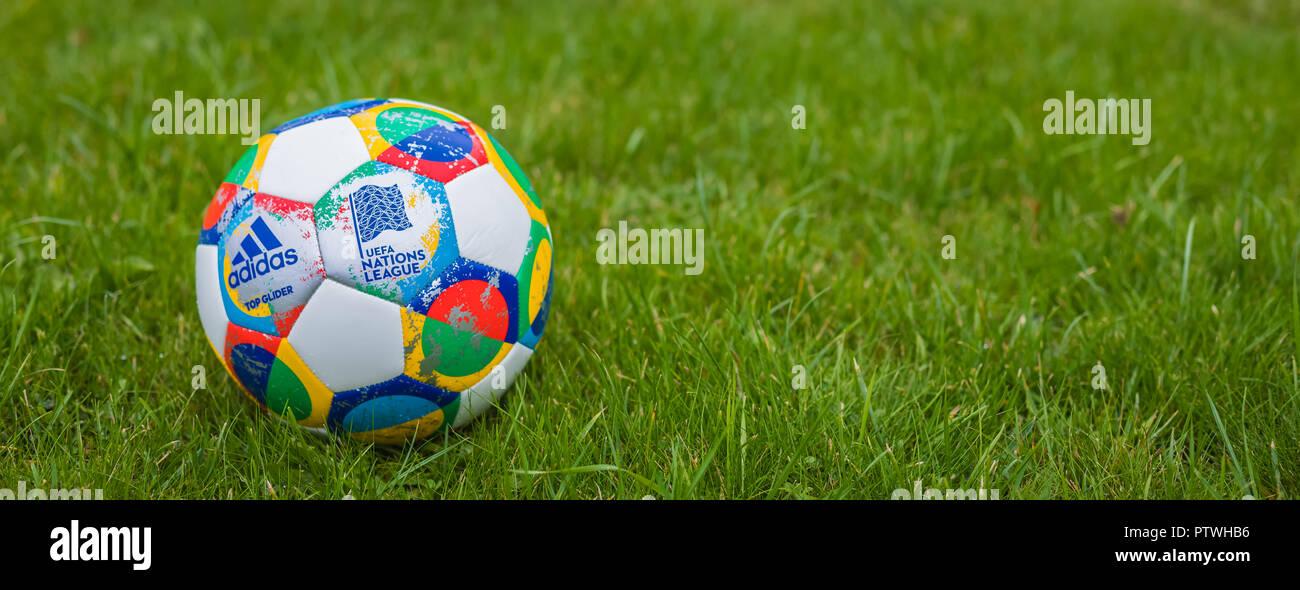 22b3d44bdf Adidas Ball Stock Photos   Adidas Ball Stock Images - Alamy