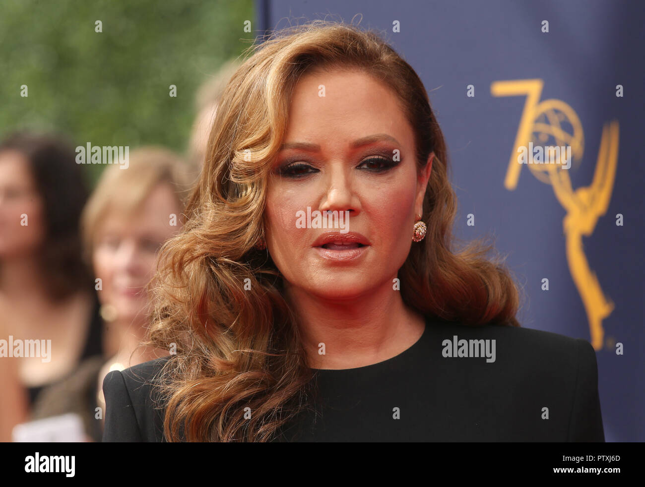 2018 Creative Arts Emmy Awards Day 2 Featuring Leah Remini Where Los Angeles California United States When 10 Sep 2018 Credit Fayesvision Wenn Com Stock Photo Alamy